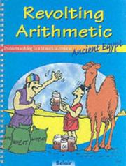 Cover of: Ancient Egypt (Revolting Arithmetic S.)
