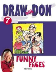 Cover of: Funny Faces (Draw with Don)