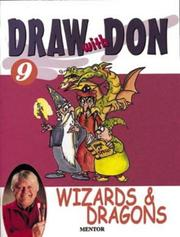 Cover of: Wizards and dragons (Draw with Don)