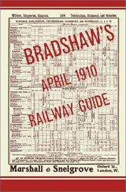 Cover of: Bradshaw