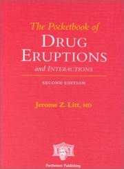 Cover of: The Pocketbook of Drug Eruptions and Interactions