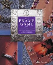 Cover of: The Frame Game