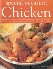 Cover of: Special Occasion Chicken | Valerie Ferguson