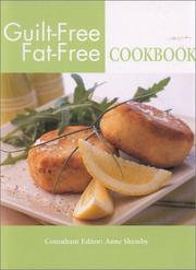 Cover of: Guilt-Free, Fat-Free Cookbook
