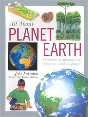 Cover of: All About Planet Earth (All About... (Southwater))
