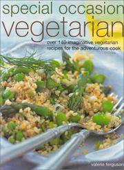 Cover of: Special Occasion Vegetarian | Valerie Ferguson