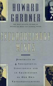 Cover of: Extraordinary minds