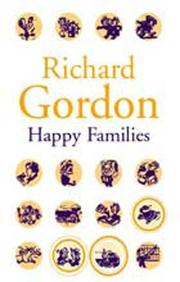 Cover of: Happy Families by Richard Gordon