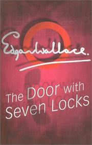 Cover of: The door with seven locks