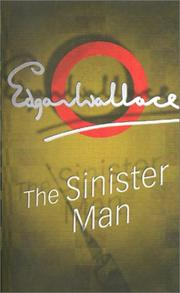 Cover of: The sinister man