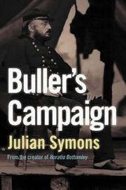 Cover of: Buller's campaign