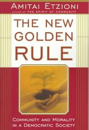 Cover of: The New Golden Rule