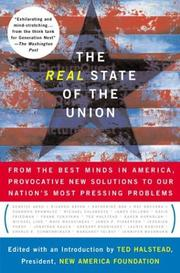 Cover of: The Real State of the Union