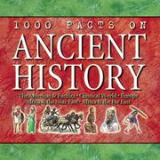 Cover of: 1000 Facts on Ancient History
