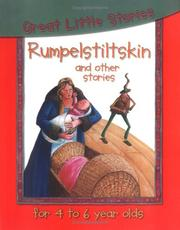Cover of: Rumpelstiltskin and Other Stories (Great Little Stories)