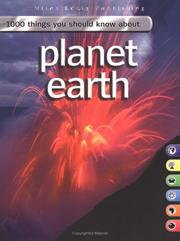 Cover of: 1000 Things You Should Know About Planet Earth (1000 Things You Should Know)