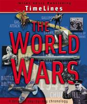 Cover of: Timelines - The World Wars (Timelines) | Rupert Matthews