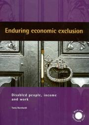 Cover of: Enduring Economic Exclusion (Work & Opportunity)