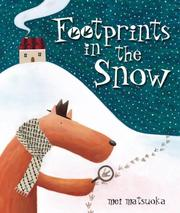 Cover of: Footprints in the Snow | Mei Matsuoka