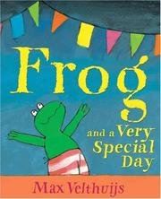 Cover of: Frog and a very special day