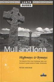 Cover of: Mull and Iona (Luath Guides to Scotland)
