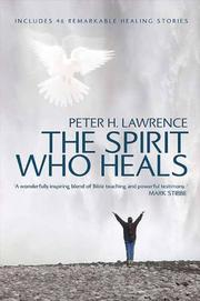 Cover of: The The Spirit Who Heals