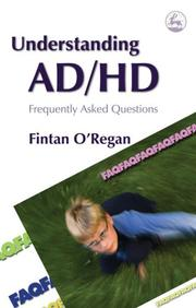 Cover of: Understanding AD/HD | Fintan O