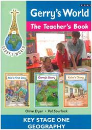 Cover of: Gerry's World Teacher's Guide