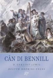 Cover of: Can Di Bennill