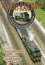 Cover of: Welsh Railways