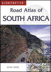 Cover of: South Africa (Globetrotter Road Atlas)