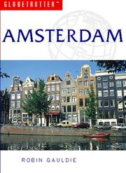 Cover of: Amsterdam Travel Guide