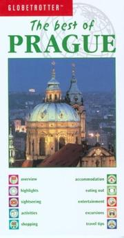 Cover of: The Best of Prague
