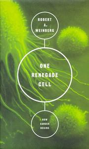 Cover of: One Renegade Cell