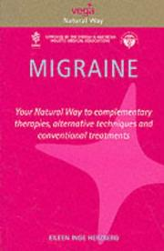 Cover of: Migraine (Natural Way)