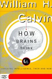 Cover of: How Brains Think | William H. Calvin