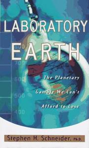 Cover of: Laboratory earth