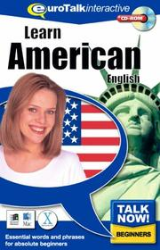 Cover of: Talk Now! American English | Topics Entertainment
