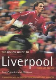 Cover of: The Rough Guide Liverpool