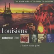 Cover of: The Rough Guide to The Music of Louisiana