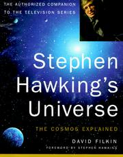 Cover of: Stephen Hawking's universe