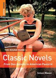 Cover of: The Rough Guide to Classic Novels 1