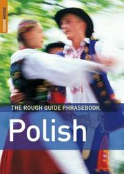 Cover of: The Rough Guide to Polish Dictionary Phrasebook 3