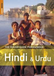 Cover of: The Rough Guide to Hindi  &  Urdu Dictionary Phrasebook 3