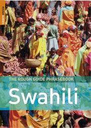 Cover of: The Rough Guide to Swahili Dictionary Phrasebook 3