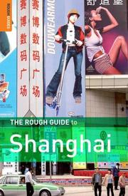 Cover of: The Rough Guide to Shanghai 1
