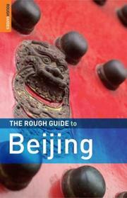 Cover of: The Rough Guide to Beijing 3