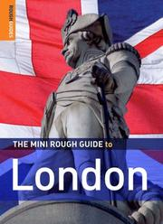 Cover of: The Mini Rough Guide to London 5 | Rob Humphreys