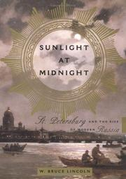 Cover of: Sunlight at Midnight | W. Bruce Lincoln