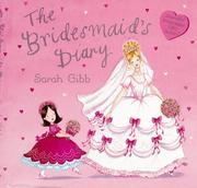 Cover of: The Bridesmaid's Diary